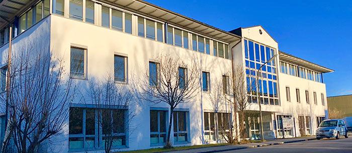 Bürogebäude - Cortile Bavaria in Hohenbrunn