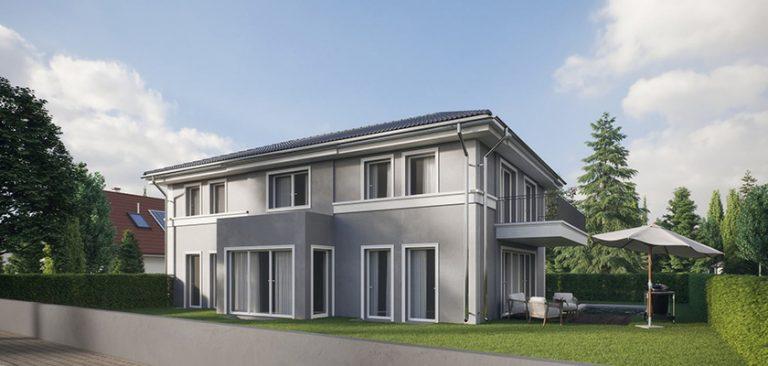 Beispielhaus für einen Immobilienankauf